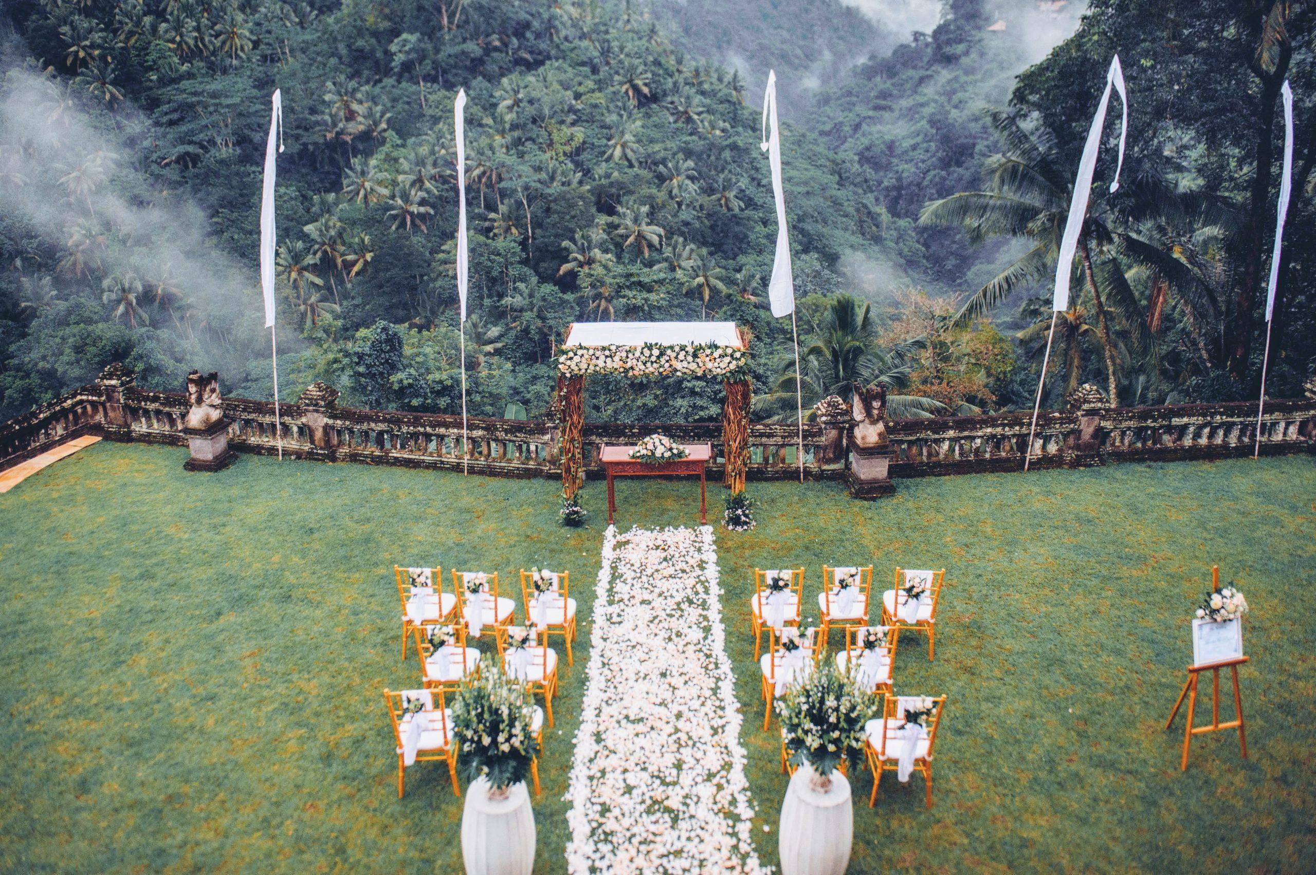 Bali Moon Wedding - Ubud Bali Wedding