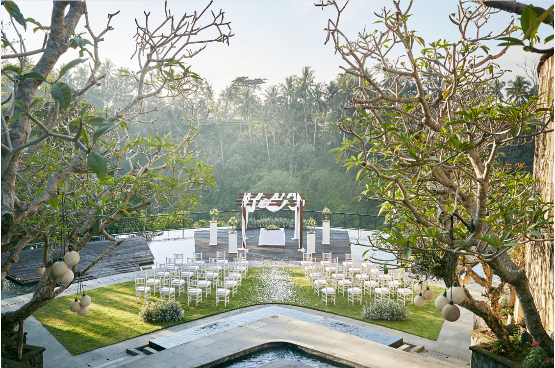 Bali Moon Wedding - Ubud Wedding