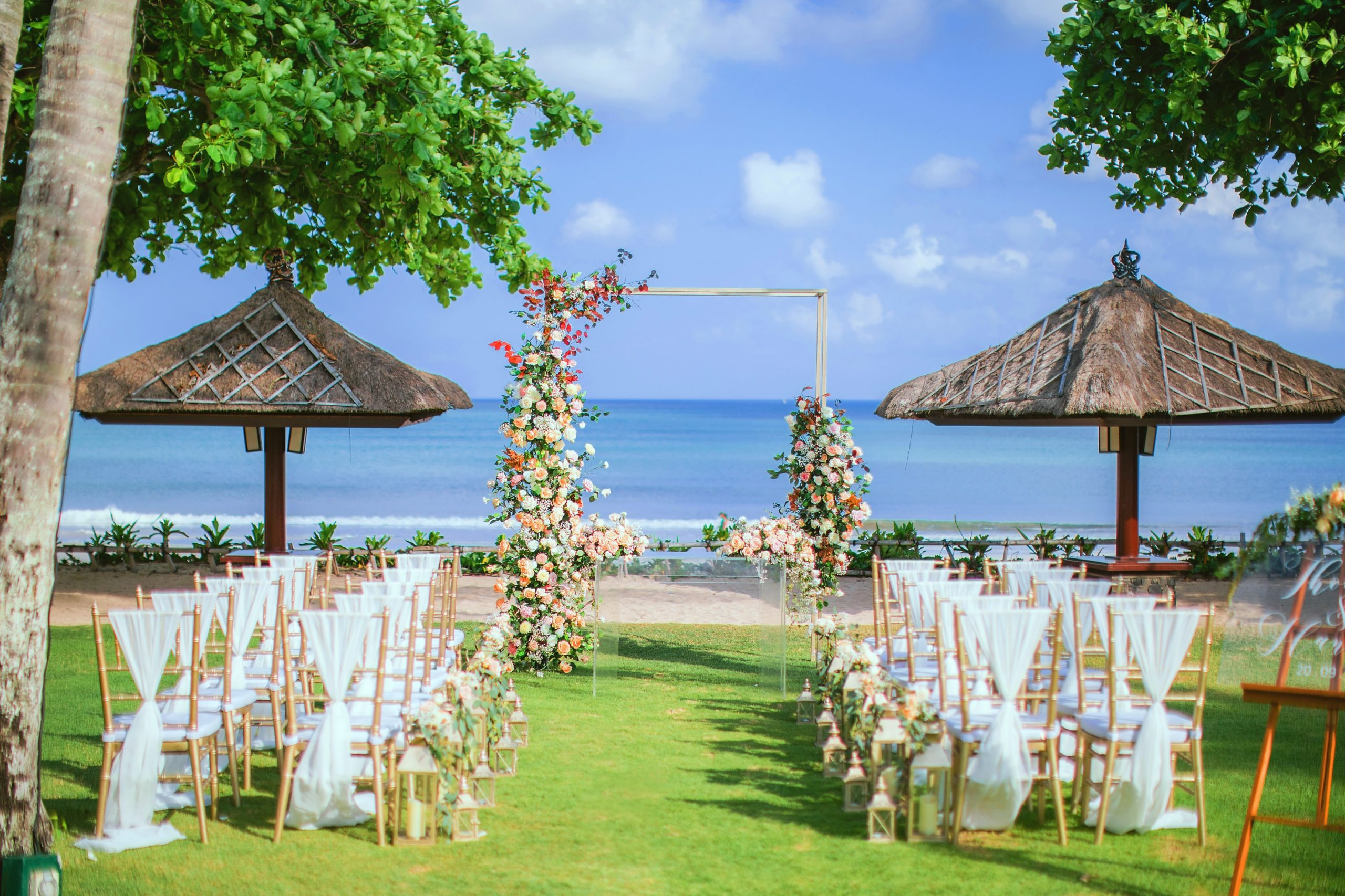 InterContinental Bali Wedding - Bali Moon Wedding